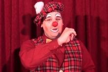 Clown Tobi Kindershows