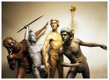 Levende Standbeelden
