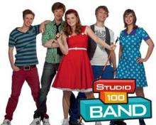 studio 100 tv band