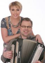 Dirk Bauters en Vanessa Chinitor