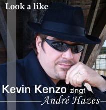 Kevin Kenzo  ( André Hazes imitator boeken )