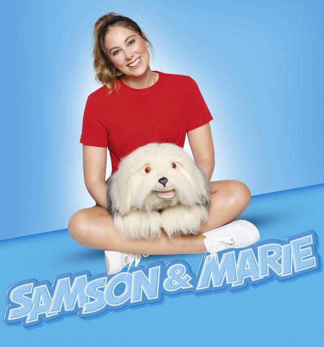 Samson & Marie boeken