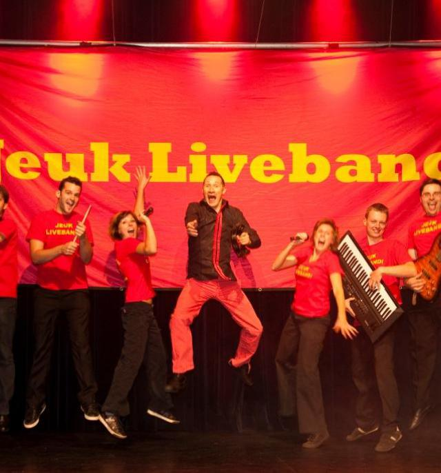 jeuk live band for kids