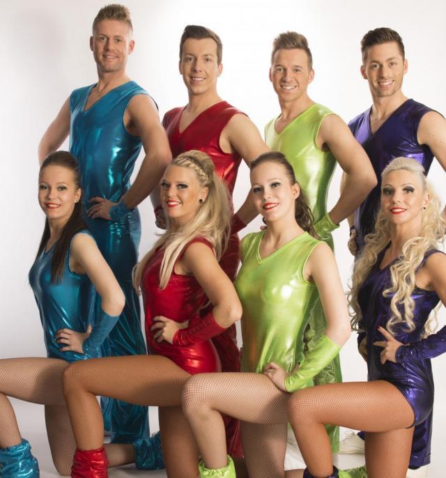 Stardancers Showballet
